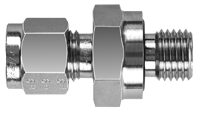 O-Seal Male Straight Thread Connector (DCO)