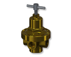 Pilot Pressure Regulator (PR)