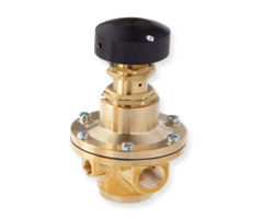 Pressure Regulator and Control Valve (Series QA)