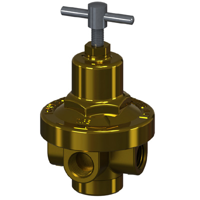 High Capacity Pressure Regulators (Series HC)