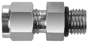 SAE/MS Male Straight Thread Connector (DCU)