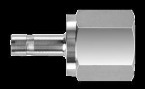 Tube Stub to Female NPT Adapter (DHC)