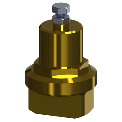 Back Pressure Regulator (BPR)