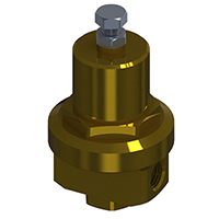 Cryogenic Regulator, Mini (CRM)